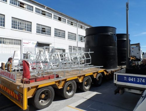 Double Containment Water Purification Tanks